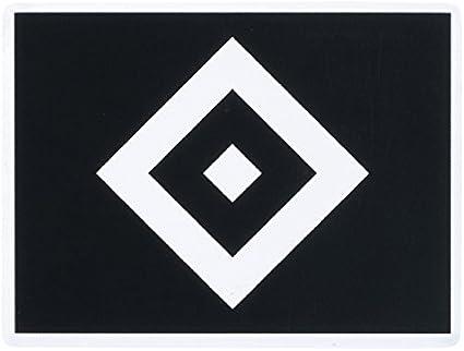 Hsv Hamburger Sv Auto Aufkleber Schwarz Aufkleber Sport Freizeit