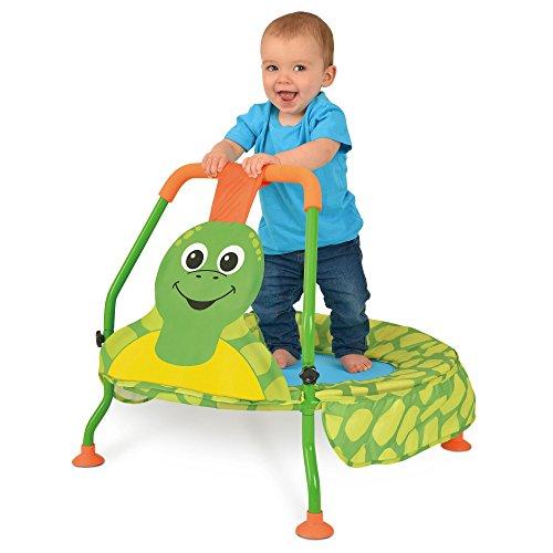 - Galt Toys, Nursery Trampoline, Toddler Trampoline for Ages 1+ (Renewed)