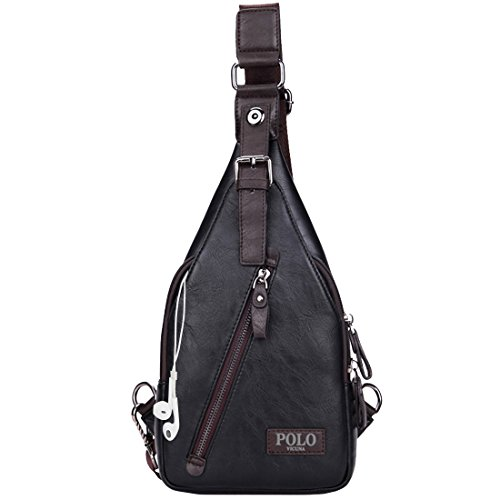 Leather Backpack Handbags - 9