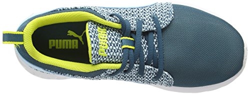 sulphur Blau Carson Puma Running Spring Knit Women's 01 Clearwater W Blue Runner Shoes 8vpaqxAw1a