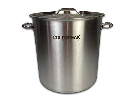 10 gallon beer brewing pot - 2