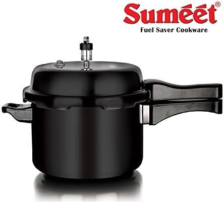 Amazon.com: Sumeet - Olla a presión de metalina anodizada (7 ...