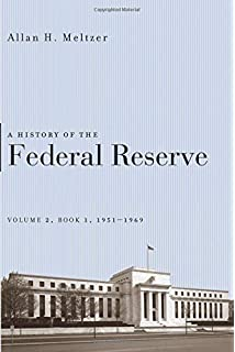 Amazon com: A History of the Federal Reserve, Volume 1: 1913