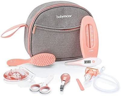 Babymoov A032004 - Neceser de cuidados, rosa