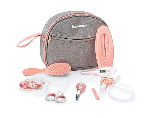 BABYMOOV Baby Healthcare and Grooming Set, Grey/Aqua A032002