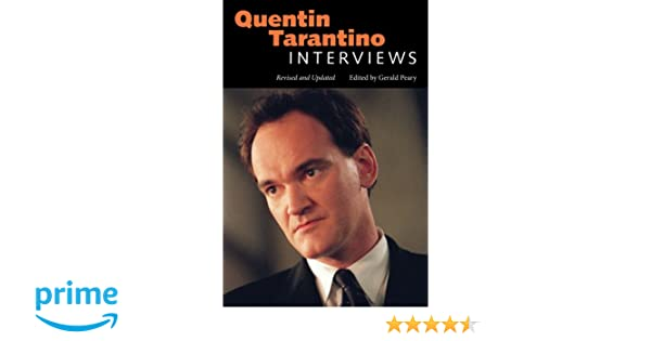 Quentin Tarantino Interviews Revised and Updated Conversations with Filmmakers Series