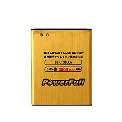 PowerFull Li-ion Battery Durable Premium Quality EB-L1G6LLU 3000 mAh EB-L1G6LLA For Samsung Galaxy S3 SCH-I535