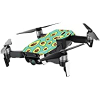 MightySkins Skin for DJI Mavic Air Drone - Seafoam Avocados   Min Coverage Protective, Durable, and Unique Vinyl Decal wrap cover   Easy To Apply, Remove, and Change Styles   Made in the USA