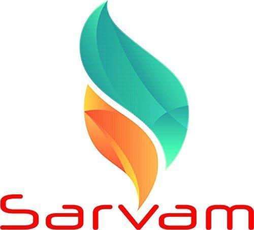 Sarvam /Épingles de s/écurit/é d/écoratives en forme de saree dor/ées