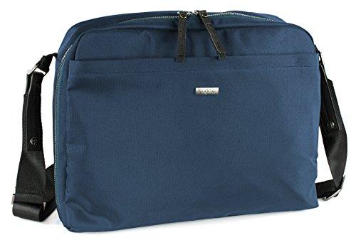 Contratempo Format 34 Bugatti Blue Bag Landscape Messenger Blau cm Bqdw1Uw