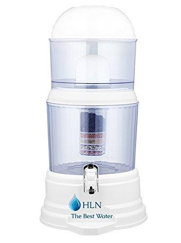 Filtro Purificador de Agua The best Water- Sistema con 5 Funciones: Filtra, Purifica