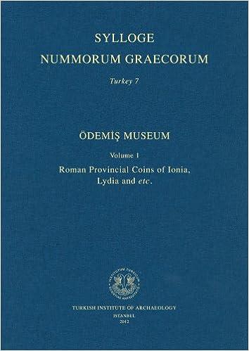 Sylloge Nummorum Graecorum Turkey 7. Odemis Museum Volume 1