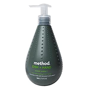 Method 1174770 Dish & Hand Wash Sweet Water