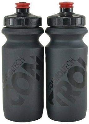 Controltech TB2622 - Botella de Agua para Bicicleta (Boca Ancha ...