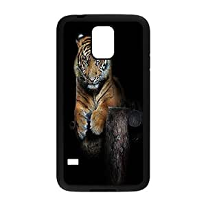 Wholesale tiger and tiger art seriesCase Cover Best For Samsung Galaxy S5 FKLB-T521145