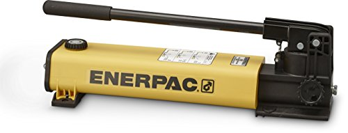Enerpac P-802 2 Speed Lightweight Hand Pump - 2 Speed Hand Pump