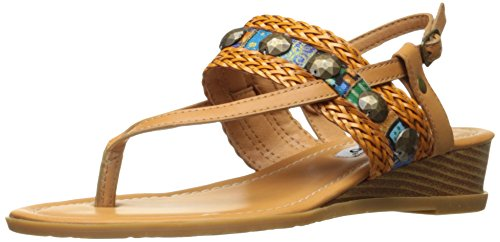 Flat Too Sandal Mystery 2 Lips Tan Women Too XqwXRpg