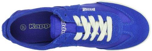 Kappa KISS 241636 Damen Sneaker Mehrfarbig (6043 BLUE/OFFWHITE 6043 BLUE/OFFWHITE)
