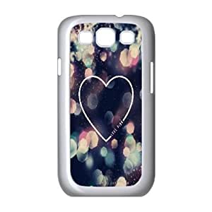 Dacase Samsung Galaxy S3 I9300 Cover, Love Pink Custom Samsung Galaxy S3 I9300 Case