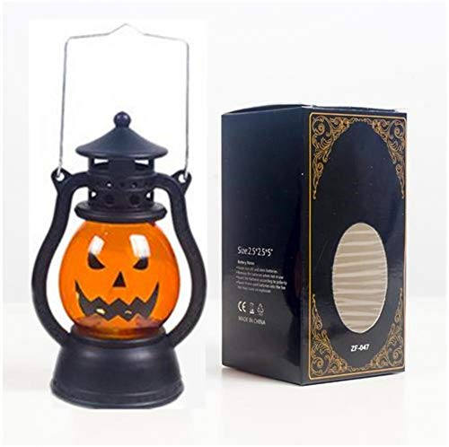 Halloween Pumpkin Lights, Cute Marquee LED Night Light for Party Home Indor Outdoor Decoration, Portable Lamp for Trick or -