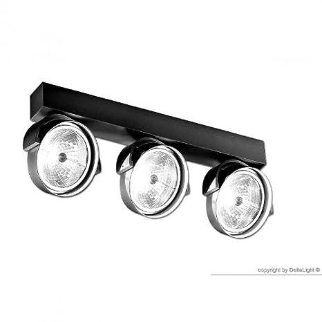 Ambientedirect Bewertung deltalight rand 311 t50 deckenstrahler schwarz amazon de beleuchtung