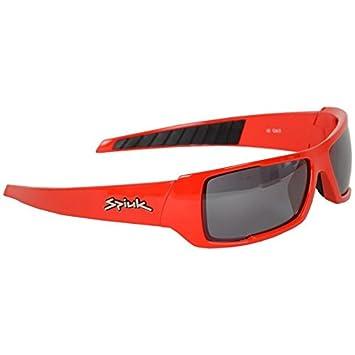 Spiuk Pixer Flash-Gafas de sol, color rojo y gris: Amazon.es ...