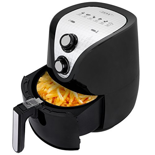 automatic fryer free oil - 1