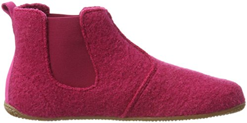 cheap sale new arrival finishline for sale Living Kitzbühel Unisex Adults' Chelsea Boots Unifarben Hi-Top Slippers Pink (Magenta 362) sySmF8