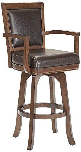 Table Game Ambassador Hillsdale - Hillsdale Furniture Ambassador Swivel Bar Stool