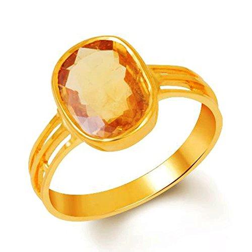 Shraddha-Shree-Gems-Certified-Yellow-Sapphire-Pukhraj-55-carat-or-625ratti-Panchdhatu-Gold-Polish-Astrology-Ring-For-Men-Women-Fast-Shipping