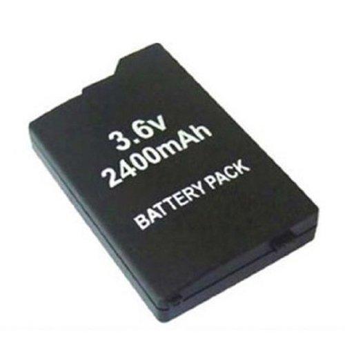 6 opinioni per Dcolor Batteria ricaricabile Li-ion da 3.6V 2400mAh Slim per SONY PSP Slim