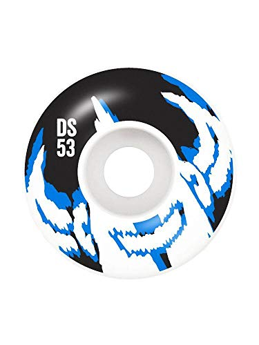 Darkstar Dissent Black 53mm Wheels