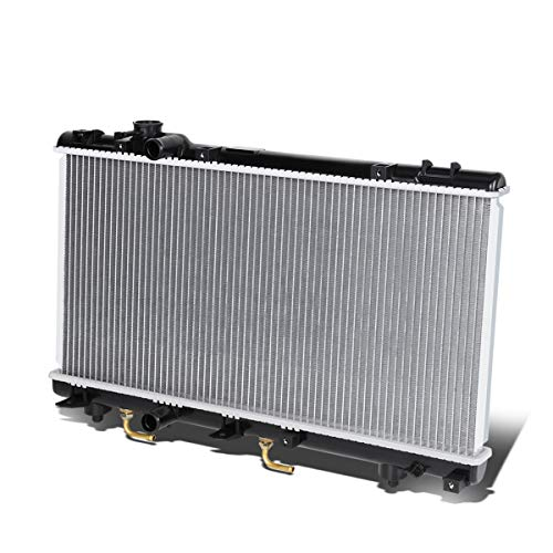 (1750 Factory Style Aluminum Cooling Radiator for 95-99 Toyota Paseo/Tercel AT)