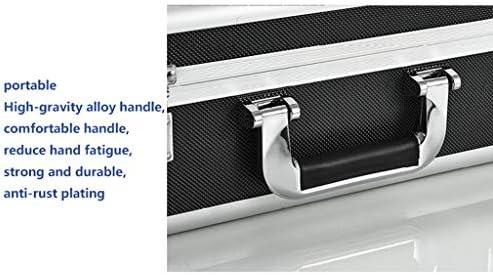 JSY 化粧ケース合金工具箱多機能ハードウェアツールボックスポータブルポータブルツールボックス ツールボックス