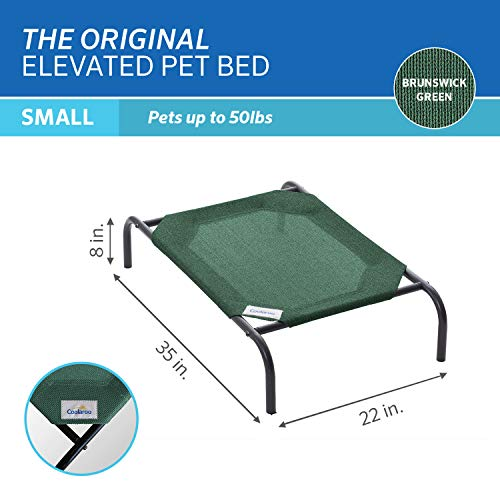 41vO5FxkQeL. SS500  - The Original Elevated Pet Bed by Coolaroo