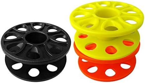 ダイビング スキューバ フィンガーリール テックスプール ガイドライン 保持 耐腐食性 耐久性