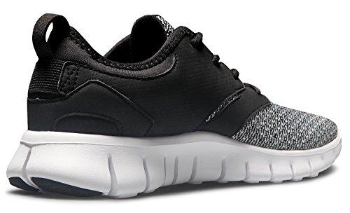 Shoes Running Knit Men's Tesla Pattern tf blk x573 Z11 Sports qwfXa6xp