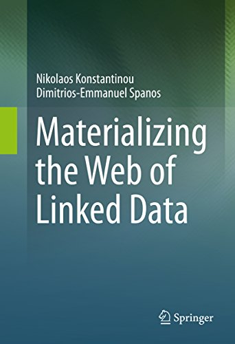 Download Materializing the Web of Linked Data Pdf