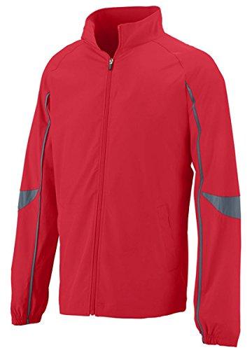 Augusta Sportswear Men's Quantum Jacket XL - Quantum Hooded Shirt