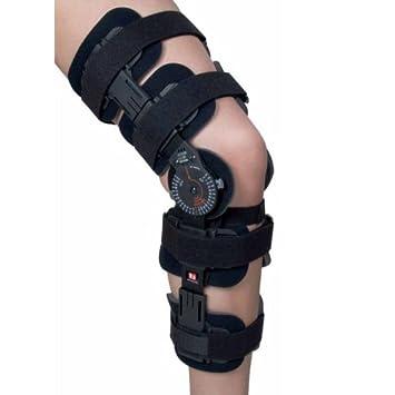 50dd0b3373 Amazon.com: Bledsoe Revolution 3 Post Op Knee Brace (Long): Health ...