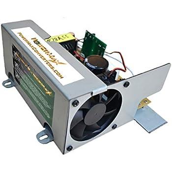 Amazon Com Powermax Pm4 55a Mba 55 Amp Rv Ac To Dc