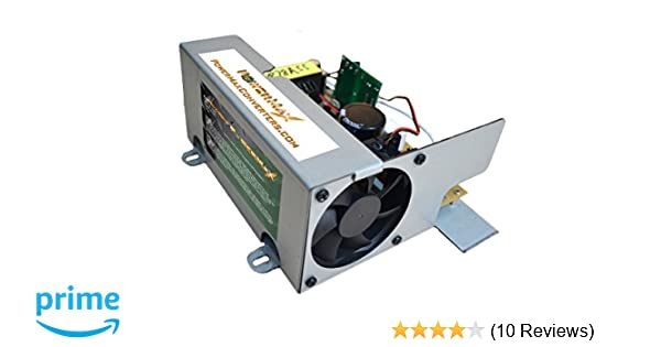 amazon com powermax pm4 55a mba 110v ac to 12v dc 55 amp power PM4 28 Calendar at Powermax Pm4 35 Wiring Diagram