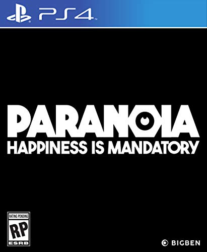 Paranoia (PS4) - PlayStation 4 (Role Game Games Playing)