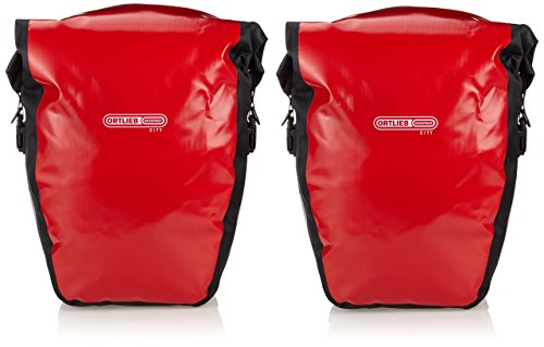 ORTLIEB Back-Roller City Panniers, Red One Color One Size by Ortlieb