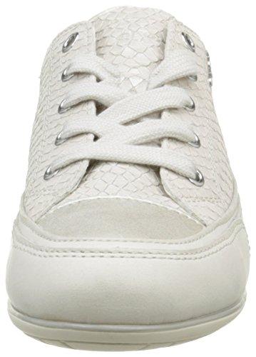 Sneaker off Moena New Donna Bianco D Whitec1002 D Geox wq4vgv