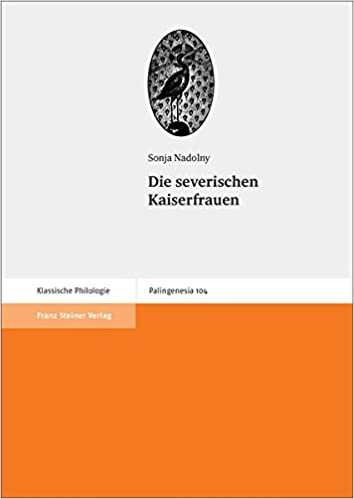 Book Die Severischen Kaiserfrauen