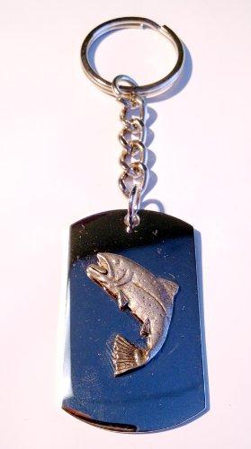 Amazon.com: Peces Pesca Bass símbolos peltre emblema Logo ...
