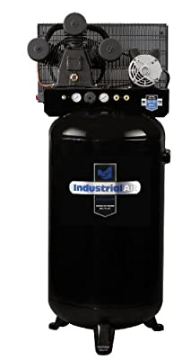Industrial Air ILA4708065 80-Gallon Hi-Flo Single Stage Cast Iron Air Compressor from MAT Holdings