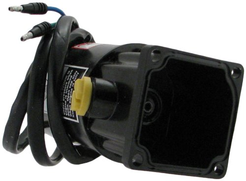 Brand New Tilt/Trim Motor with Reservoir for Mercury, Mariner, and Force Late Model 50-150HP Mercury / Mariner Outboards w Single Ram 50-125HP Force Outboards w Double Ram 809885A1 809885A2 18-6777