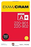 img - for CompTIA A+ 220-901 and 220-902 Exam Cram book / textbook / text book